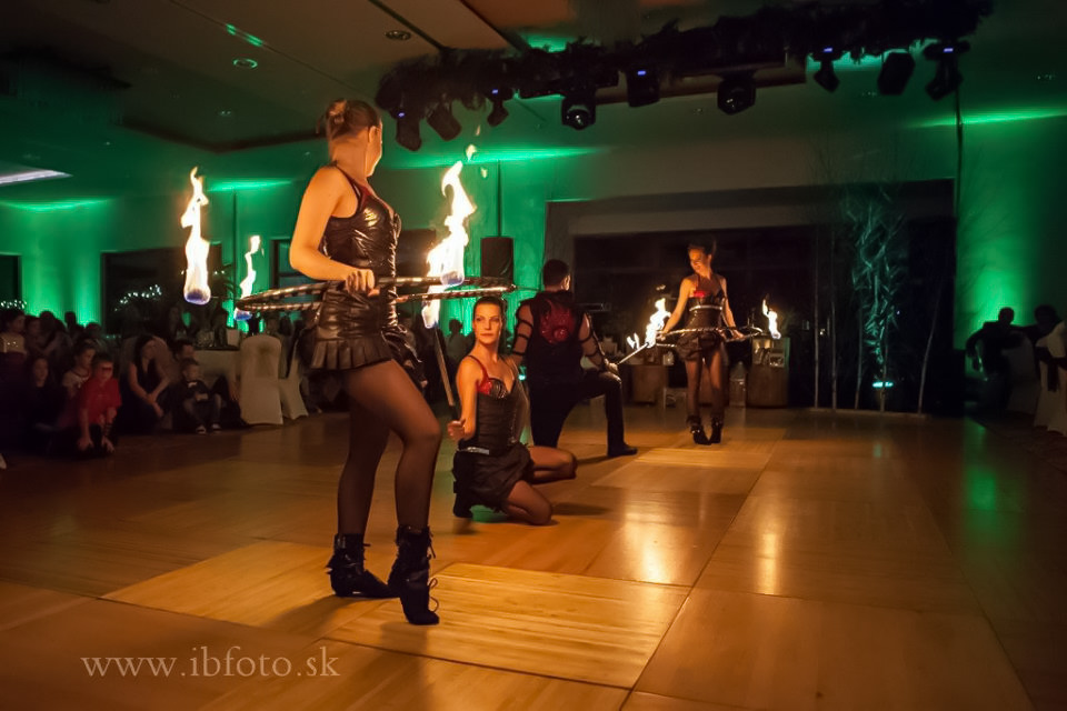 Anta Agni New Years Eve Fire Show Hotel