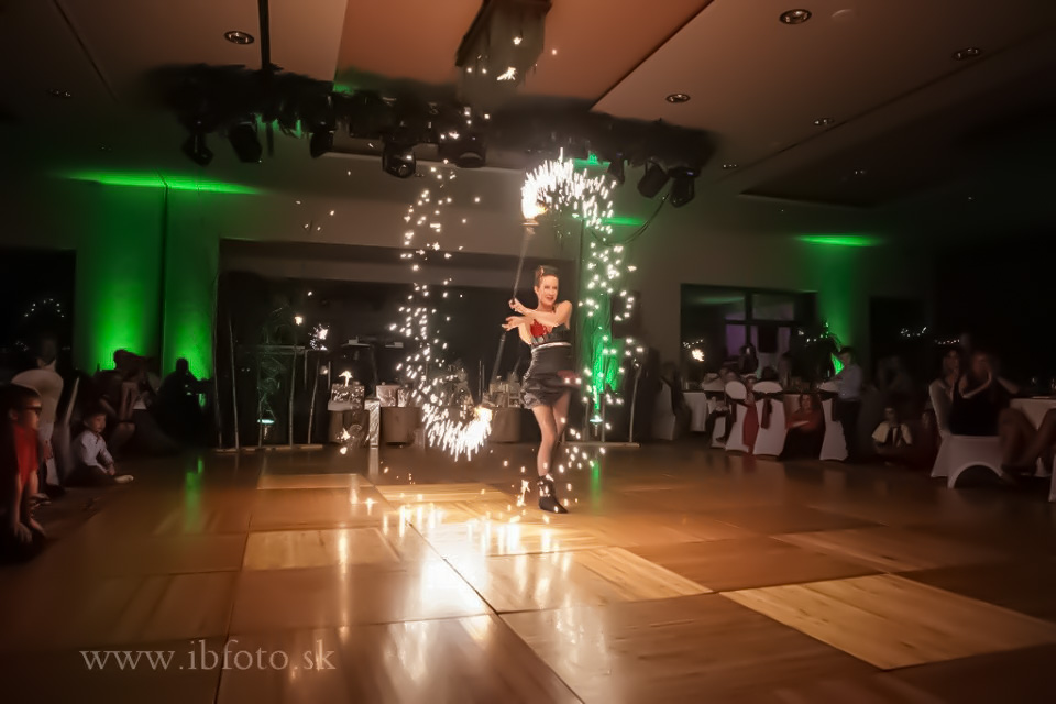 Anta Agni New Years Eve Pyro Show