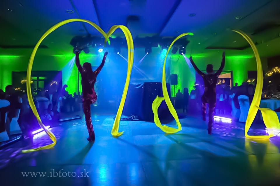 Anta Agni New Years Eve UV Light Show Hotel