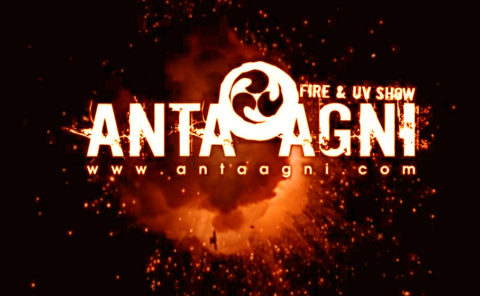 anta agni - fire show reel - video