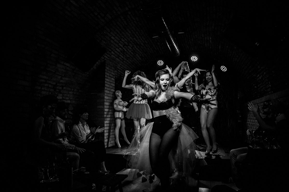 Anta Agni Red Cat Cabaret Cooperation
