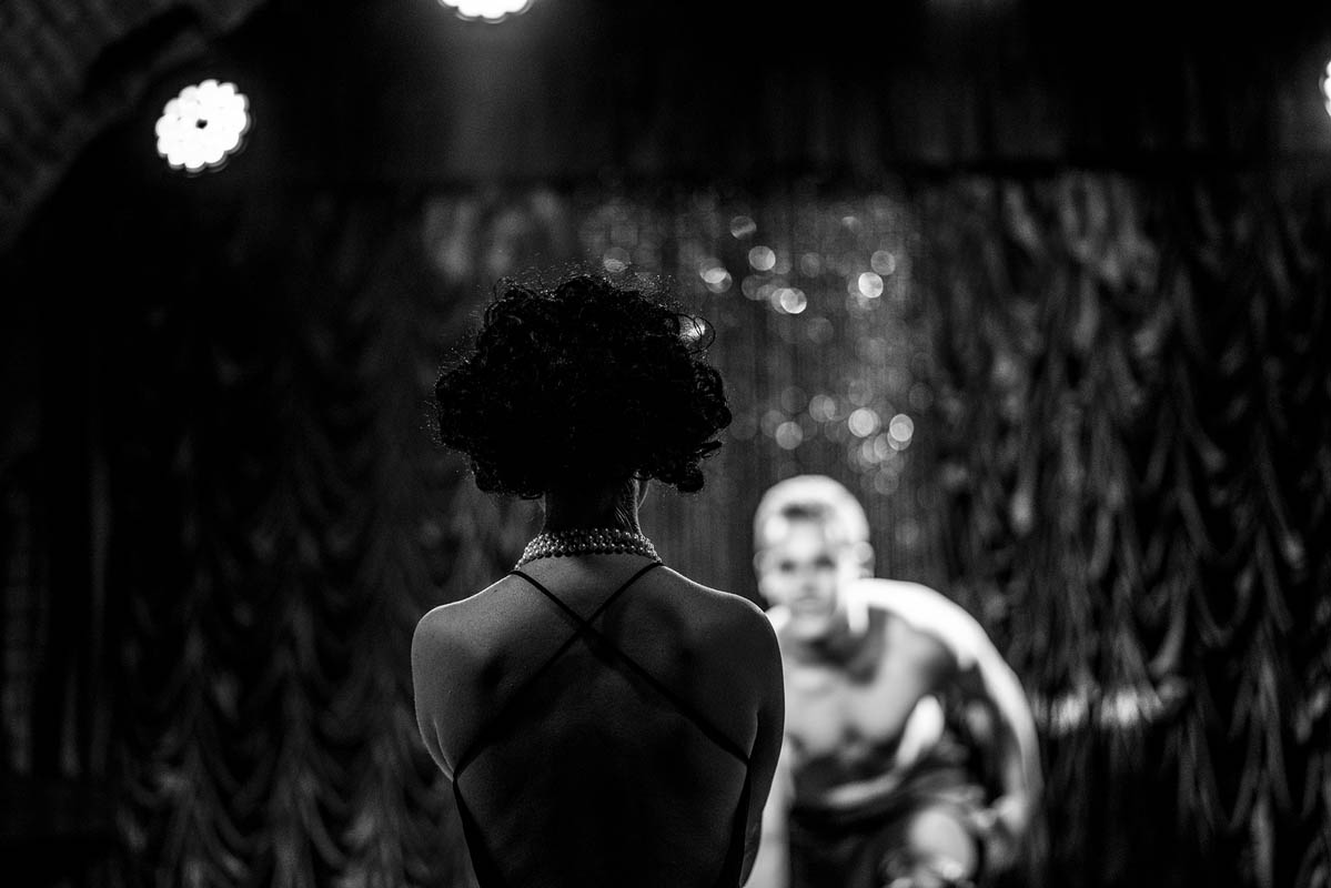 cabaret show - anta agni performers
