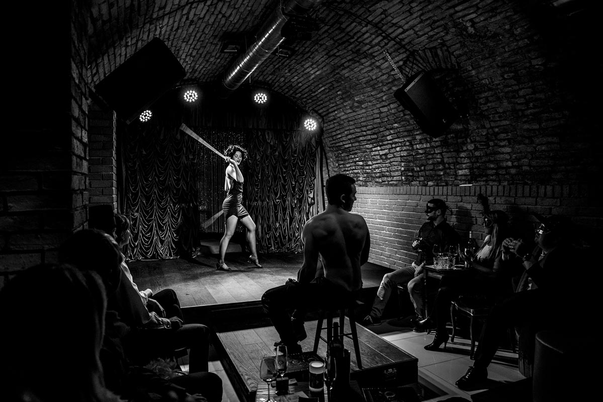 Cabaret Show Anta Agni