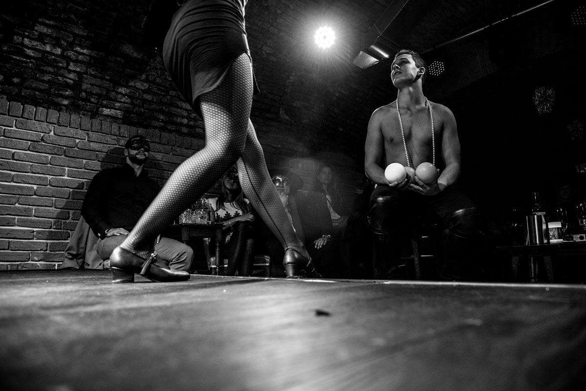 Anta Agni Performers Jugglers Cabaret Show