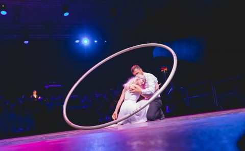 Cyr Wheel Duet - Wedding Rings - Anta Agni