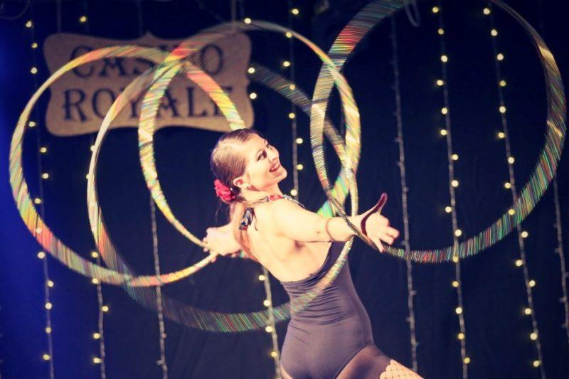 sensual dance - cabaret show - anta agni
